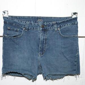 Jag womens cut off shorts size 16 W  -5478-